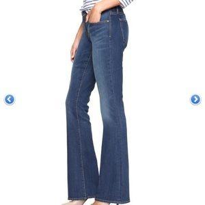 GAP 1969 Curvy Jeans Extra Long